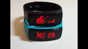 Sport <b>LED</b> Watches Candy Color Silicone Rubber Touch Screen ...