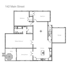 Best Simple Floor Plans Fresh Amazing Simple Floor Plans   Home    Ezblueprint Com Fair Simple Floor Plans