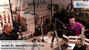 Linia de noapte cu <b>Dr</b> Specialist in Acupunctura Codrut <b>Tutu</b> ...