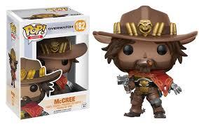 Купить <b>Фигурка</b> Blizzard <b>Funko POP</b>! Overwatch McCree ...