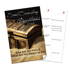 how to your passion and purpose uncover and live your get your soul searching questions