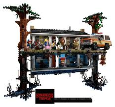The Upside Down 75810 | <b>Stranger Things</b> | Buy online at the ...