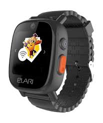 Buy <b>Elari FixiTime 3</b> Kids Waterproof Smartwatch - Black online ...