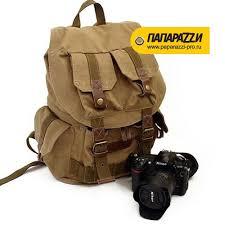 Купить <b>Рюкзак</b> Courser <b>Canvas Backpack</b> F2001, цвет желто ...