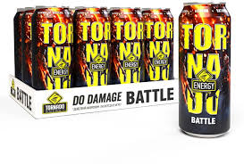 <b>Энергетический напиток Tornado</b> Energy Battle, 12 шт Х 450 мл ...