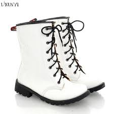 China <b>punk</b> military boots wholesale - Alibaba