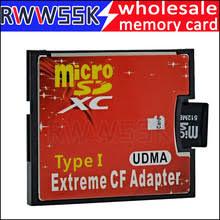 Micro SD SDHC SDXC TF карта для CF <b>адаптер MicroSD для</b> ...