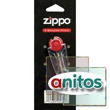 <b>Кремни Zippo в блистере</b> | Оптовая торговая сеть