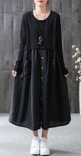 <b>Vintage Spring Loose</b> Cotton Shirt Women Casual Tops S8018 ...