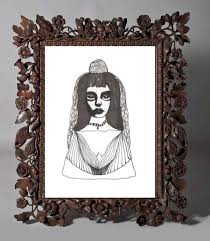 <b>Goth</b> decor, <b>Gothic</b> home decor, <b>Halloween prints</b>