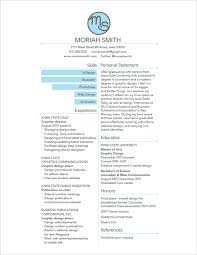 interesting  amp  simple resume examples you would love to noticesimple cv of creative designer