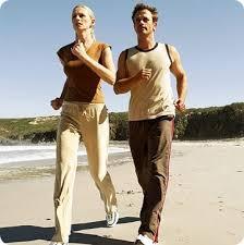 trotar es otro de los ejercicios para adelgazar