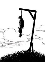Image result for hanged