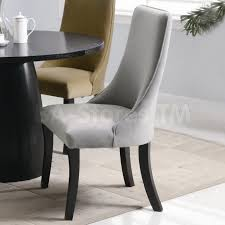 Suede Dining Room Chairs High Back Dining Room Chairs Comfy Upholstered Light Cheap Dining