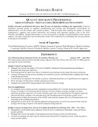 sterile processing technician resume sample cipanewsletter qa manager resume sample quality control technician for assurance