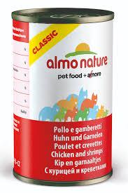 "<b>Консервы</b> для кошек <b>Almo Nature</b> ""<b>Classic</b>"", с курицей и ..."