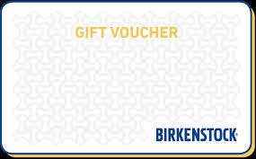 Birkenstock Gift Vouchers - Birkenstock