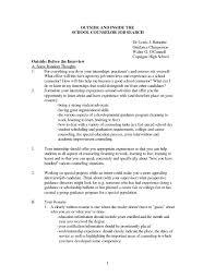 doc sample resume school counselor position cover 12751650 sample resume school counselor position cover letter website