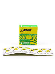 Купить <b>презервативы Ganzo Ultra thin</b> 3 шт., цены в Москве на ...