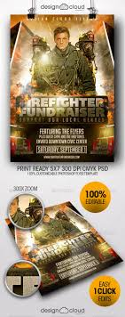 fire fighter fundraiser event flyer template by design cloud fire fighter fundraiser event flyer template miscellaneous events