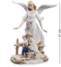 "<b>JP</b>-<b>10</b>/16 <b>Фигурка</b> ""Ангел"" (<b>Pavone</b>)"