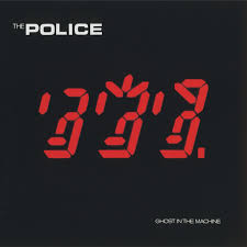 """<b>The Police</b> """"<b>Ghost</b> In The Machine"""" Hidden 666 On Album Cover ..."""