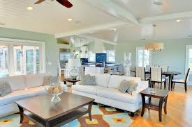 bright rowe furniture in living room beach style with sea salt paint next to bedroom paint color alongside white furniture and great room beachy style furniture