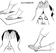 Hal-hal Yang Membolehkan Tayamum