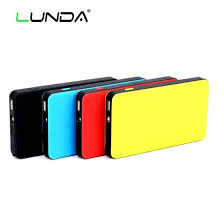 Shop LUNDA New <b>Mini Portable 12V</b> Car Battery Jump Starter Auto ...