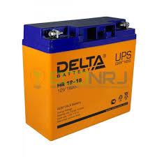 Аккумуляторная <b>батарея Delta HR 12-18</b>