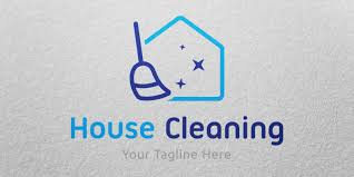 house cleaning logo template building logo templates codester house cleaning logo template