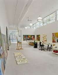 east hampton artist studio modern home office artist office