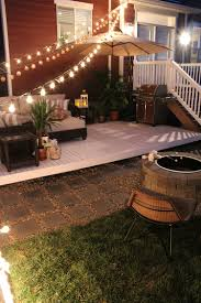 3 musts to make the perfect backyard for entertaining build easy diy lighting