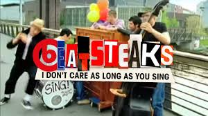 <b>Beatsteaks</b> - I Don't Care As Long As You Sing (Official Video ...