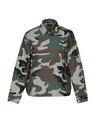 <b>Куртка</b> Для Мужчин от <b>Obey</b> - YOOX Россия