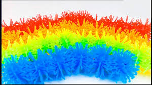 DIY how to make a rainbow <b>maomao magic ball</b> - YouTube