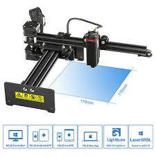 <b>NEJE Master 2S</b> 20W Desktop 2 in1 Laser Engraver Cutter Mark ...