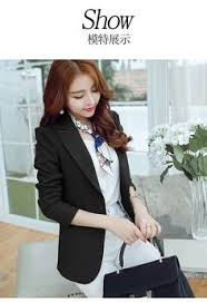 Duran Duran Blazer | Products | Blazers for <b>women</b>, <b>Korean fashion</b> ...