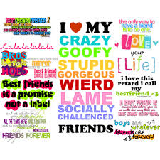 bff quotes - Polyvore via Relatably.com