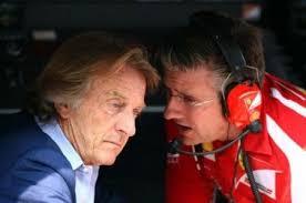 Concept car Ferrari Monza, futuro remoto - ferrari-montezemolo-gran-premio-monza-2011