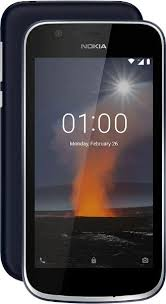 Купить Nokia 1 Dual SIM blue в Москве: цена <b>смартфона Нокиа 1</b> ...