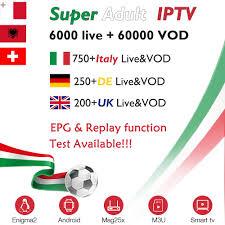 <b>Italy IPTV</b> subscription for <b>X96 mini</b> Android tv box <b>iptv Italia</b> UK ...