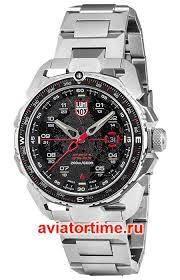 Швейцарские наручные <b>мужские часы LUMINOX</b> XL.1202 ICE ...