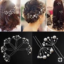 <b>M MISM 1</b> Pair Elegant Women Metal Hollow Hairpins Golden ...