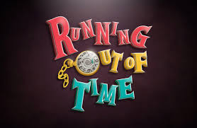 """Image result for caricature of man with""""time running out"""""""