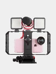 <b>Клетка</b> для телефона <b>Ulanzi</b> U-Rig Pro <b>Smartphone</b> Video Rig с ...