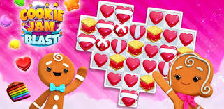 Cookie <b>Jam</b> Blast™ New Match 3 Game | Swap Candy - Apps on ...