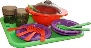 """<b>Набор игрушечной</b> посуды """"Столовый <b>набор</b>"""", 16 предметов от ..."""