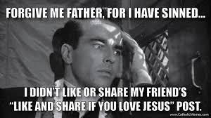 Catholic jokes on Pinterest | Catholic Memes, Catholic and ... via Relatably.com