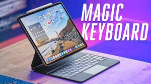 Magic Keyboard <b>for iPad Pro</b> review - YouTube